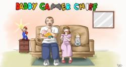 bannière papa gamer 3